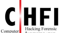 CHFI Coupon Code – Computer Hacking Forensic Investigator