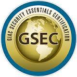 GSEC - GIAC Security Essentials Certification