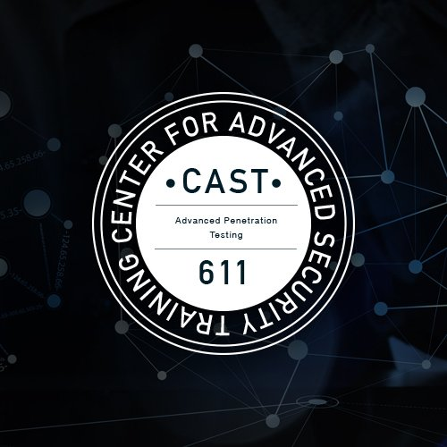 CAST611 Course – APT Coupon Code