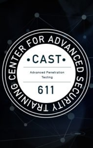 CAST611 Course - APT Coupon Code