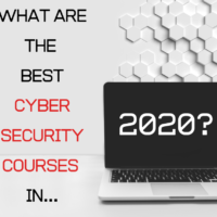 What are the Best Cyber Security Certifications in 2020? (List of the Top 10)