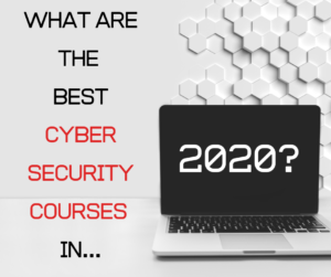 The best cyber security certifications in 2020