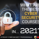 best cyber security certifications in 2021