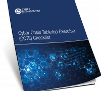 Cyber Crisis Tabletop Exercise from CM Alliance (100% Free)