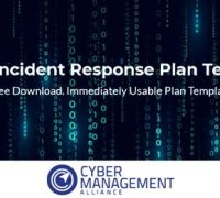 Cyber Incident Response Plan Template