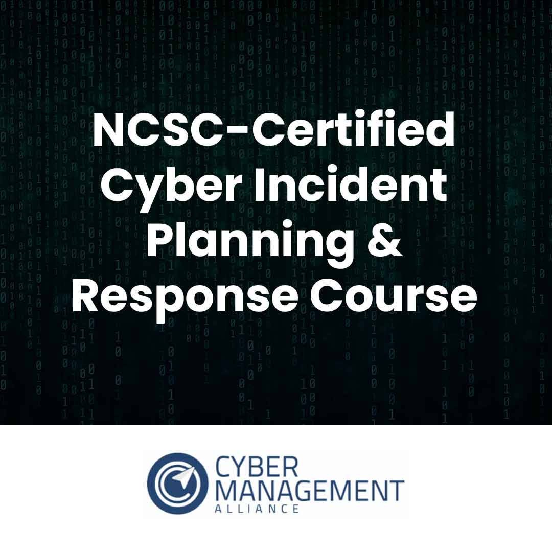 ncsc certified cyber incident